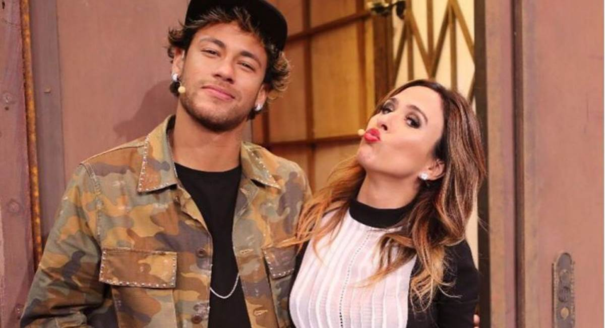 Crédito: Reprodução/Instagram. Neymar rendeu bons momentos ao Lady Night