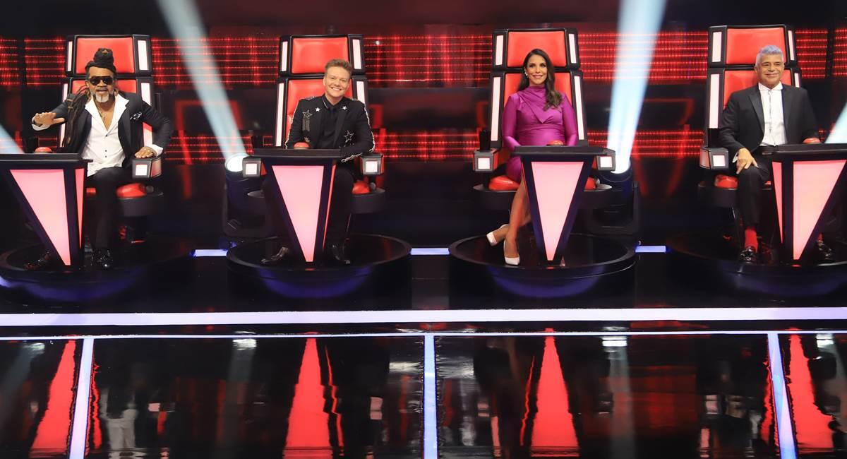 The voice é um dos reality shows que conquistaram o brasiliense este ano