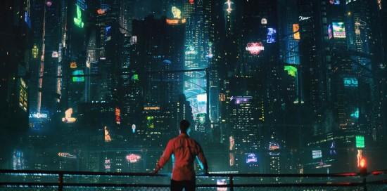 Altered carbon é a aposta de cyberpunk da Netflix