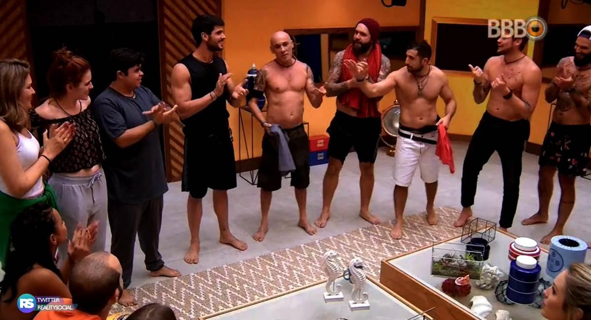Crédito: Reality show/Divulgação