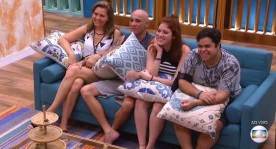 Família Lima no BBB 18