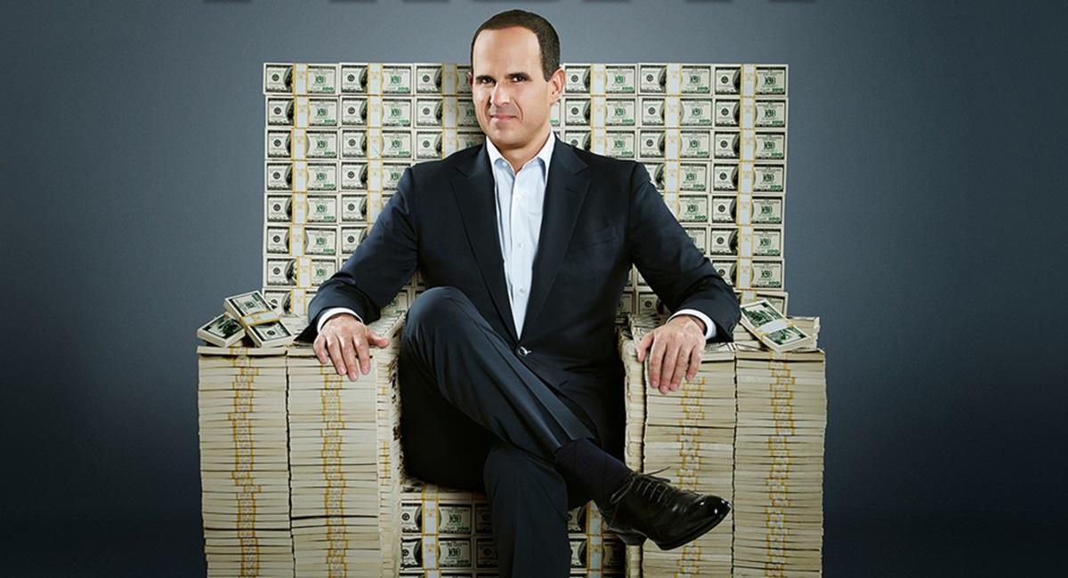 O bilionário Marcus Lemonis investe dinheiro próprio nas empresas de O sócio