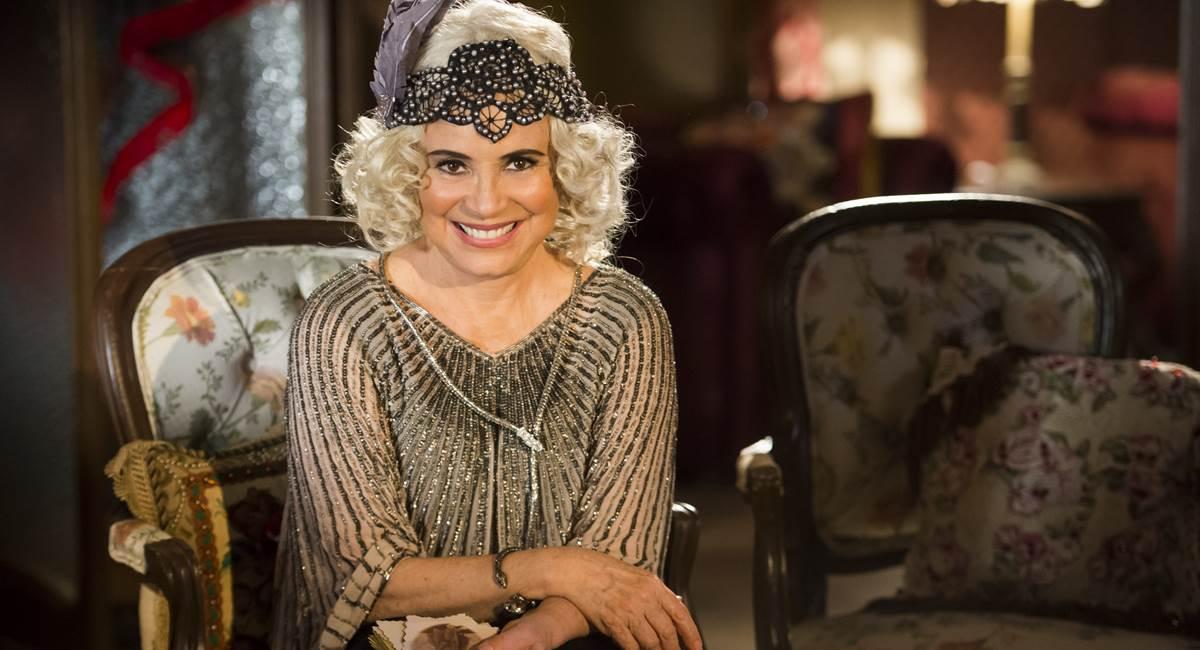 Regina Duarte é um dos destaques de Tempo de amar