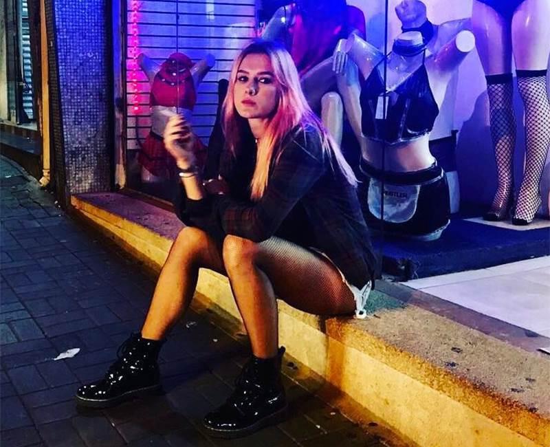 Fiorella Mattheis é a protagonista de Rua Augusta
