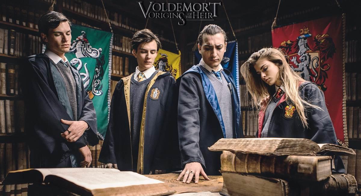 Resultado de imagem para Crítica de filme: Voldemort - Origens do Herdeiro