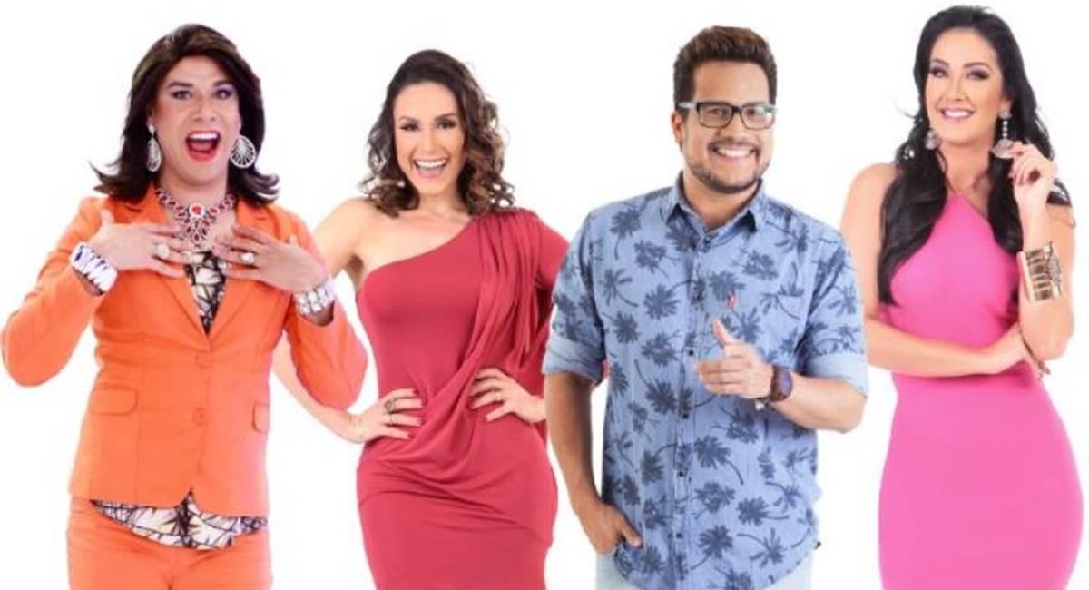 O SBT Folia terá a presença de Tiago Bernabé, Helen Ganzarolli, Nadja Haddad e Léo Sampaio no comando