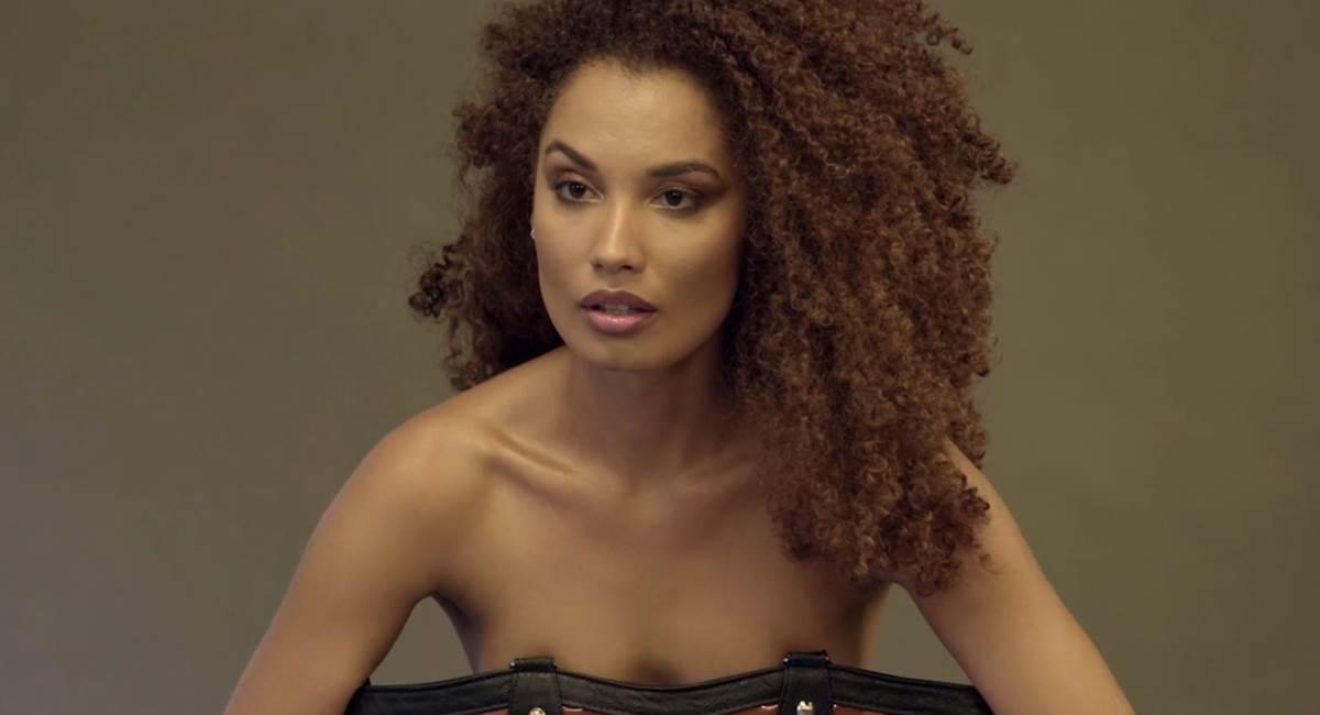 Na segunda temporada, Natália deixa a carreira de modelo e vira estilista