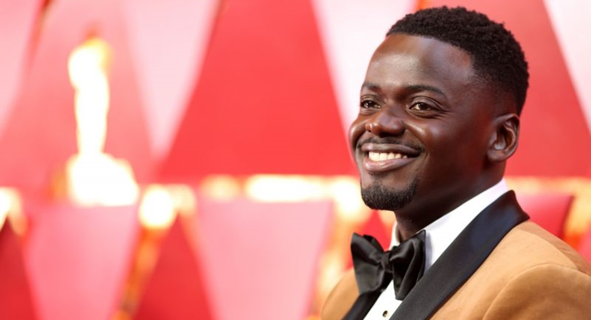 HOLLYWOOD, CA - MARCH 04: Daniel Kaluuya attends the 90th Annual Academy Awards at Hollywood & Highland Center on March 4, 2018 in Hollywood, California. Christopher Polk/Getty Images/AFP== FOR NEWSPAPERS, INTERNET, TELCOS & TELEVISION USE ONLY ==