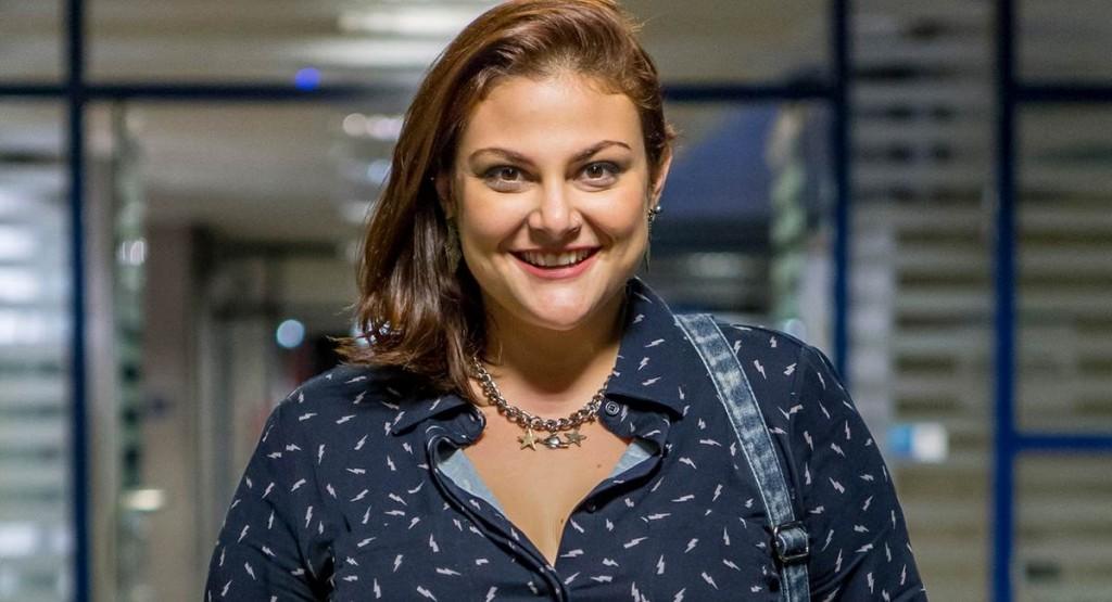 Raquel Fabri vive a matriarca italiana em Os Bollagatos