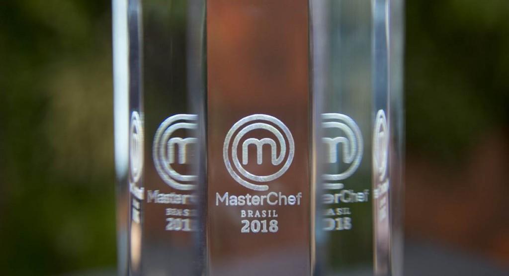 Os troféus MasterChef são alvo de cobiça dos cozinheiros