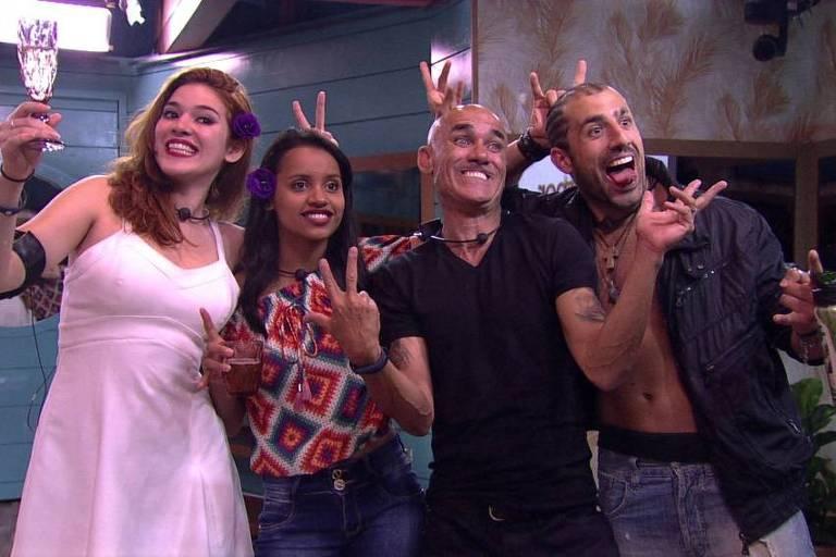 Crédito: TV Globo/Reprodução