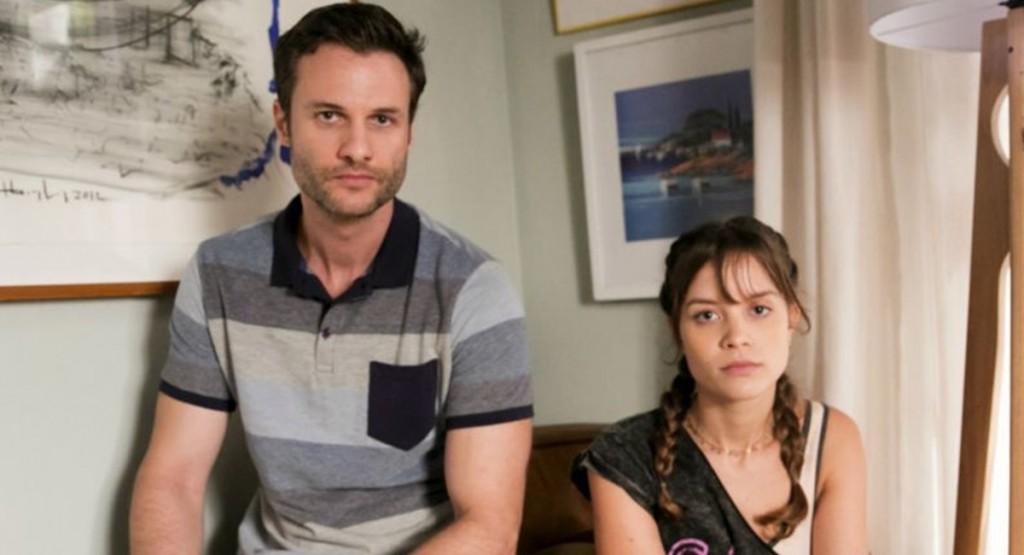 Marcelo Agenta e Joana Borges se saíram bem na cena