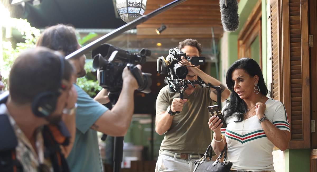 Crédito: Edu Viana/Divulgação. Cenas da primeira temporada do reality show Os Gretchens.