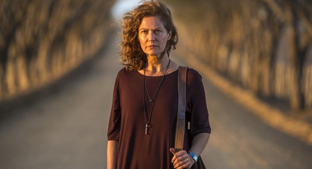 Patrícia Pillar vive uma mãe em busca do filho em Onde nascem os fortes