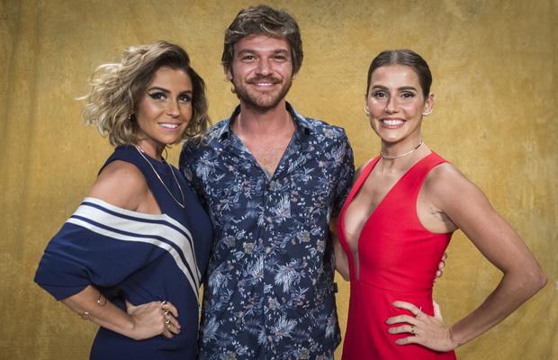 Crédito: TV Globo/Divulgação. Elenco de protagonistas de Segundo sol