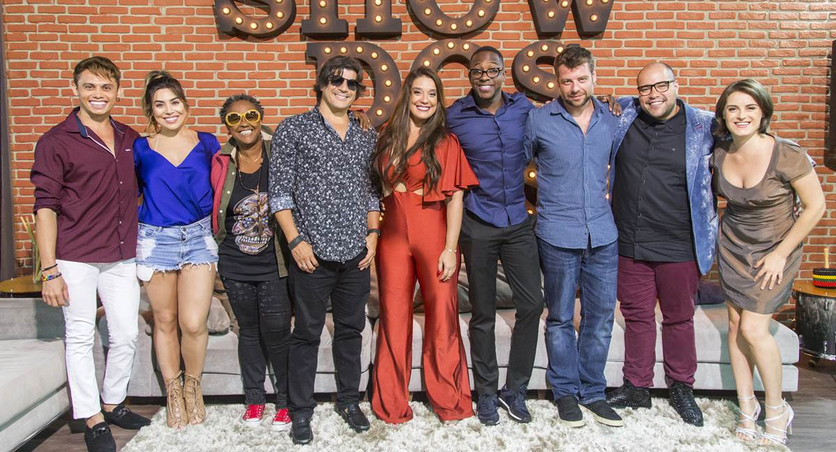 Elenco da temporada do Show dos famosos