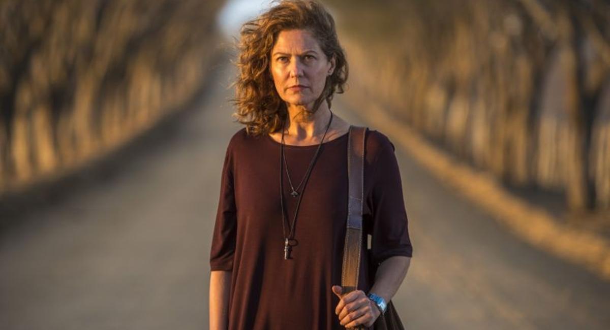 Patrícia Pillar define Cássia como a coragem de Onde nascem os fortes