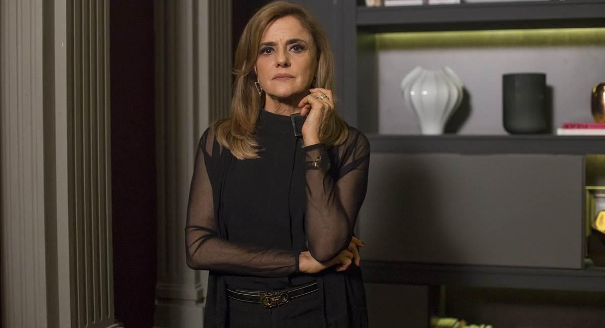 Marieta Severo brilhou na reta final da novela