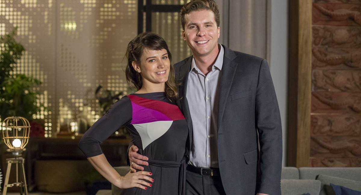 Final feliz de Clara e Patrick é esperado em O outro lado do paraíso