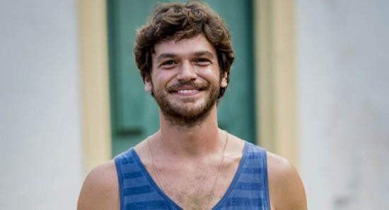 Emilio Dantas brilha em Segundo sol como o primeiro mocinho na Globo