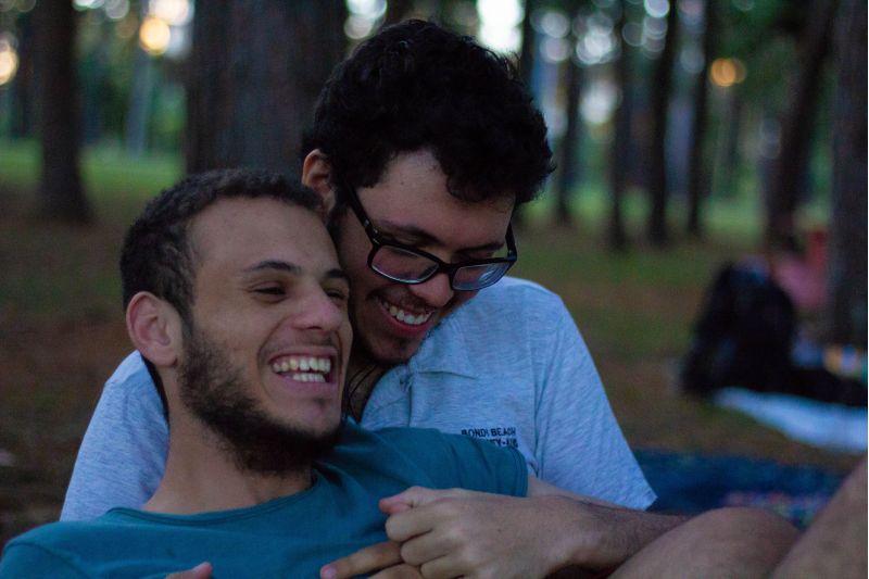 Crédito: Arquivo Pessoal/Divulgação. Isaías e Matheus