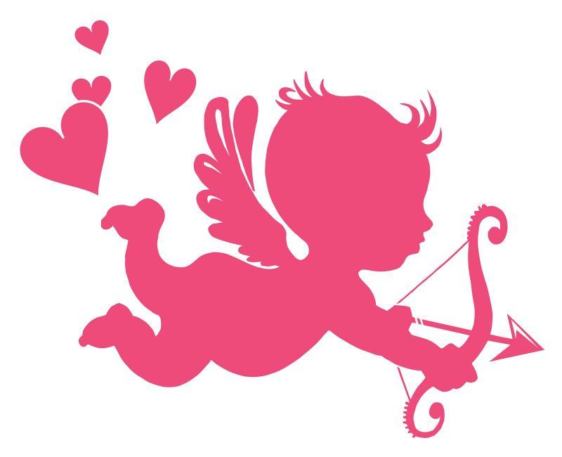 Credito: Reproducao. Cupido do amor.