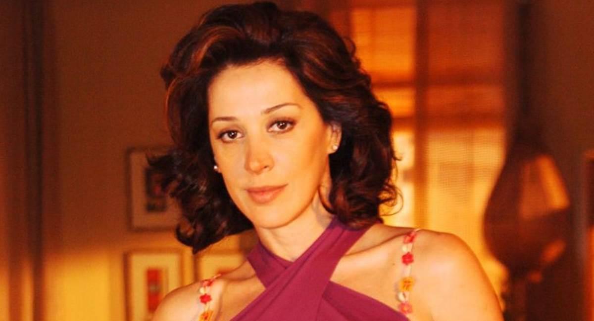 Claudia Raia brilhou como Safira em Belíssima