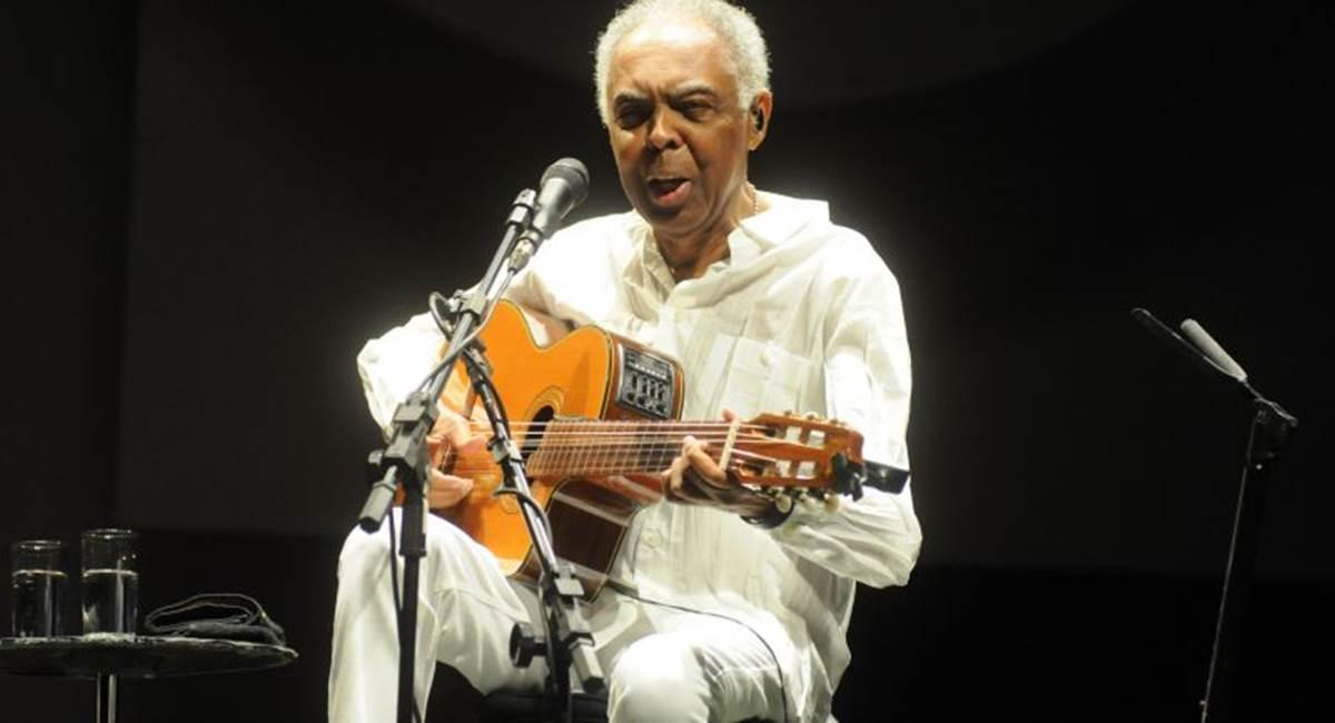 Gilberto Gil canta 'Afogamento' em 'Segundo sol'