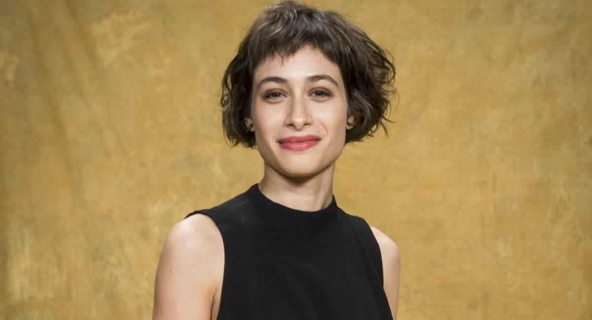 Atriz Luísa Arraes como Manu em Segundo sol