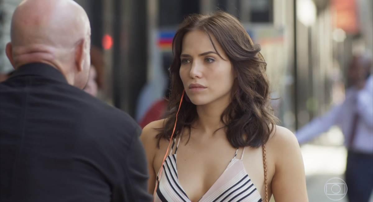 Letícia Colin como Rosa de Segundo Sol