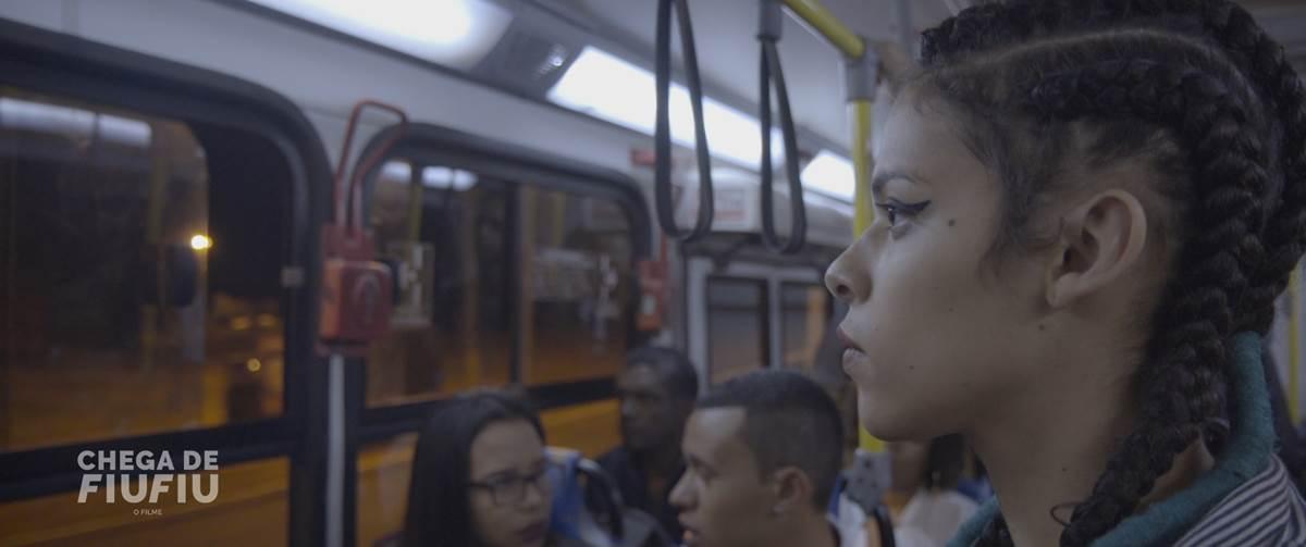 Crédito: Brodagem Filmes/Divulgação. Rosa Luz no documentário Chega de fiu fiu