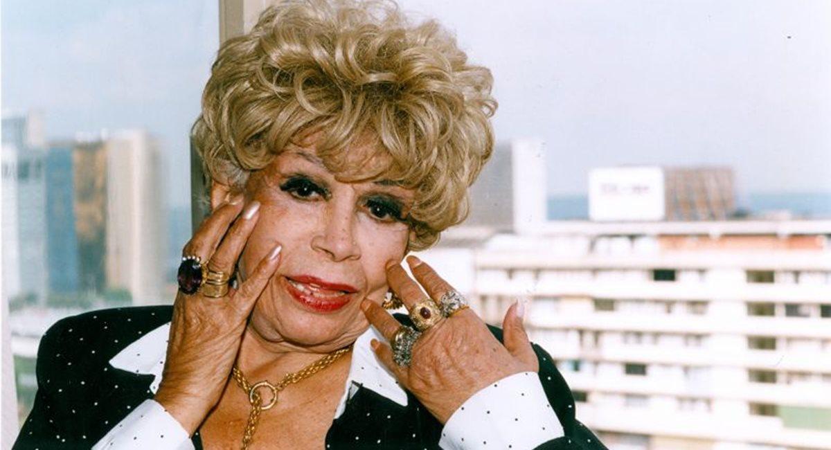 Dercy Gonçalves é uma precursora entre as comediantes brasileiras