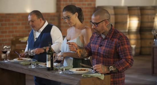 Erick Jacquin, Paola Carosella e Henrique Fogaça dão aval a prato de amadores