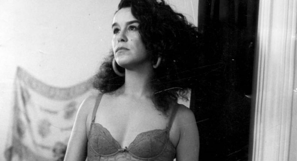 Lucélia Santos como Carmen em novela homônima