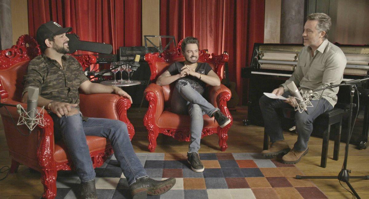 Fernando & Sorocaba são entrevistados por Rick Bonadio no Música na Band