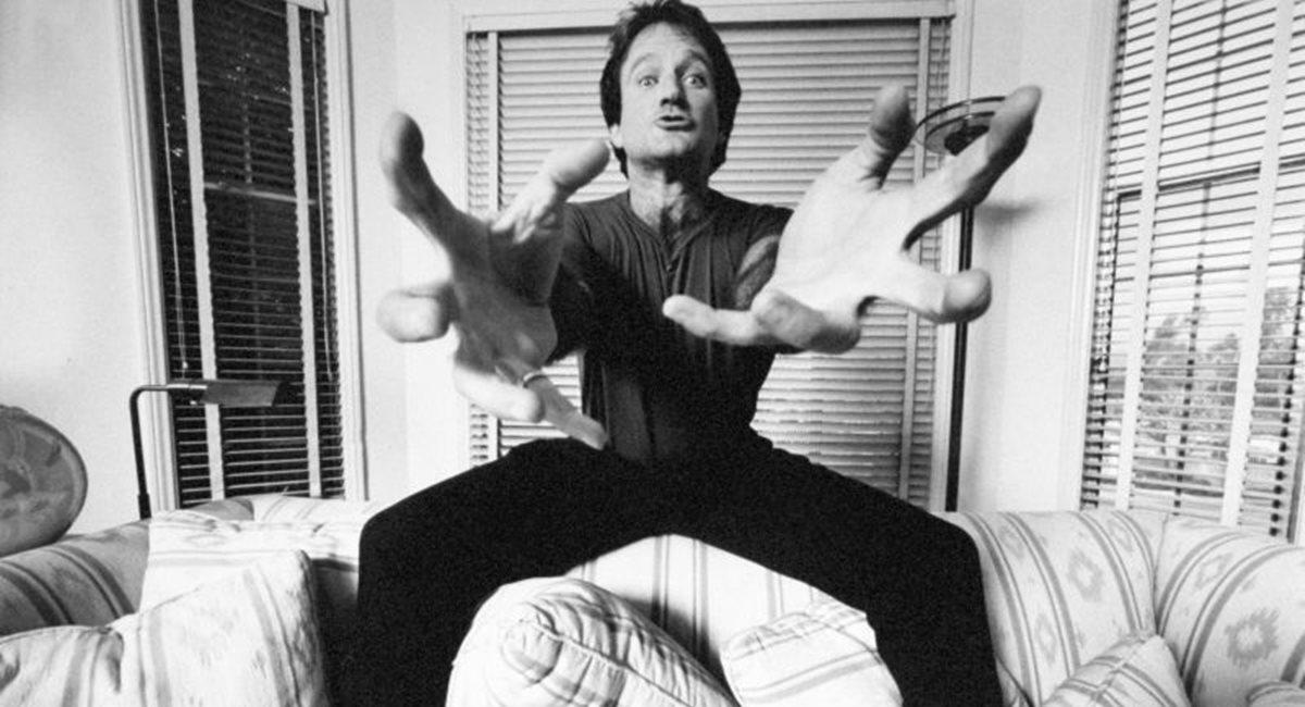 Robin Williams atua como espécie de narrador da própria história em Come inside my mind
