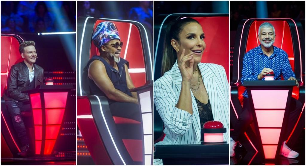 Michel Teló, Brown, Tvete, Lulu: Quem merece ganhar este The voice?