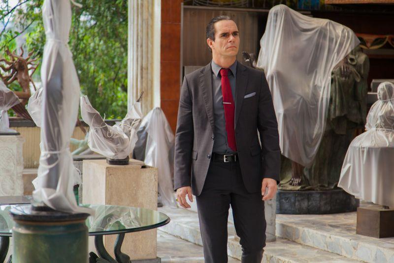 Créditos: HBO/Divulgação. Cenas da terceira temporada do seriado Sr. Ávila.