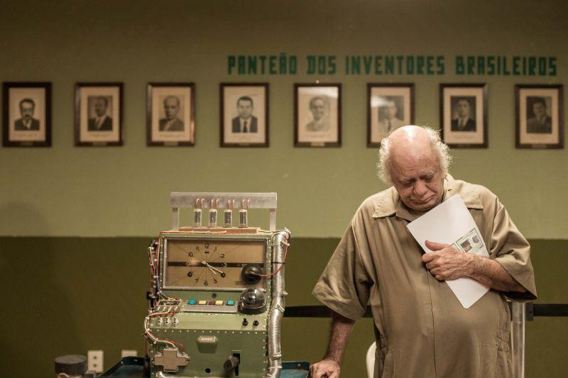 2016. Crédito: Luciana Melo/Divulgação. Cena do filme A repartição do tempo, do brasiliense Santiago Dellape