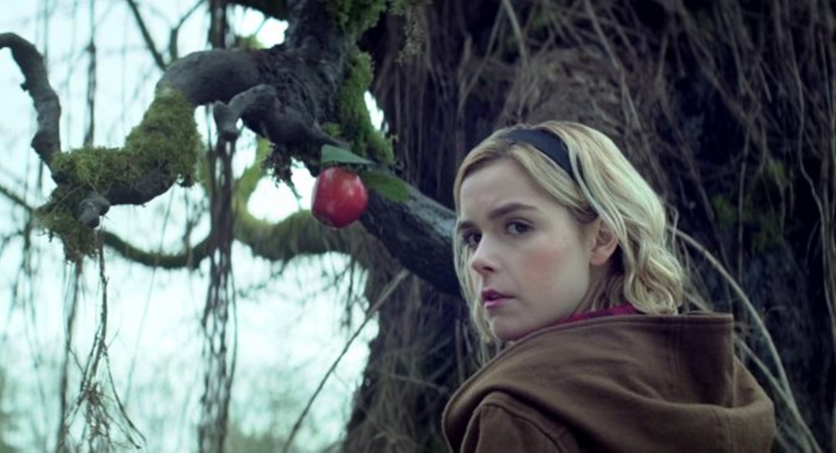 O mundo sombrio de Sabrina está mais perto de produções como O bebê de Rosemary e O exorcista do que da original