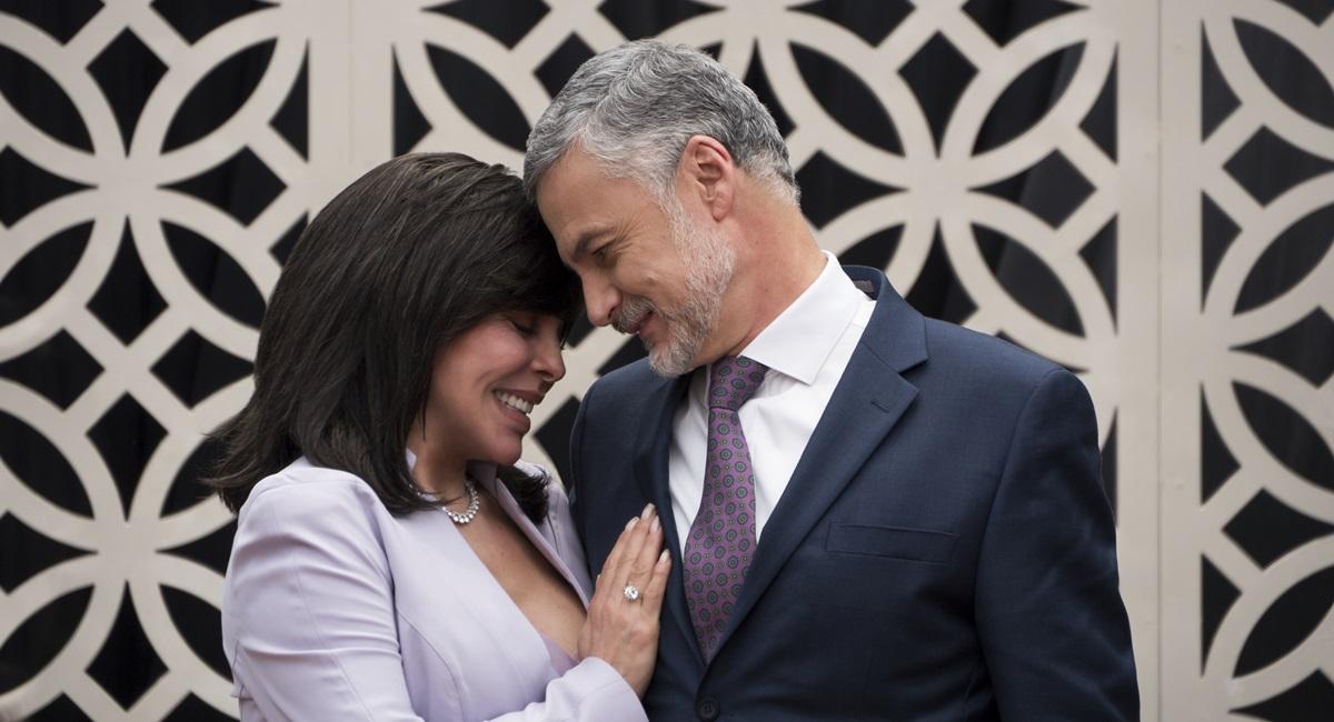 Virgínia e Ernesto de la Mora: casal feliz (pero no mucho) de La Casa De Las Flores