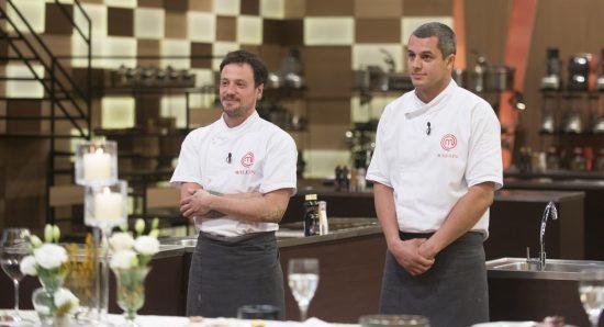 Willian e Rafael são os finalistas do MasterChef Profissionais