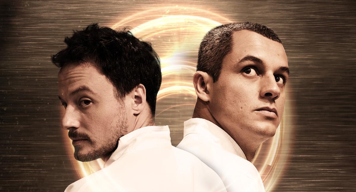 Willian e Rafael fizeram a melhor final do MasterChef no Brasil