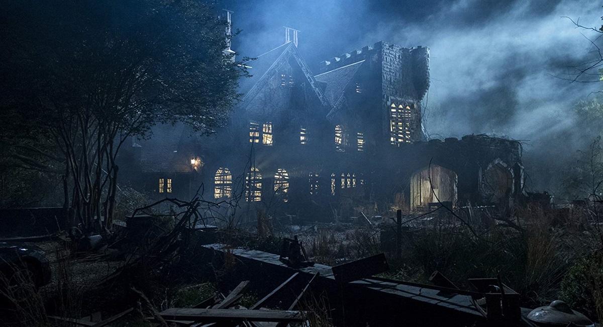 A maldição da residência Hill