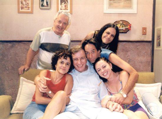 Resultado de imagem para a grande família 2001