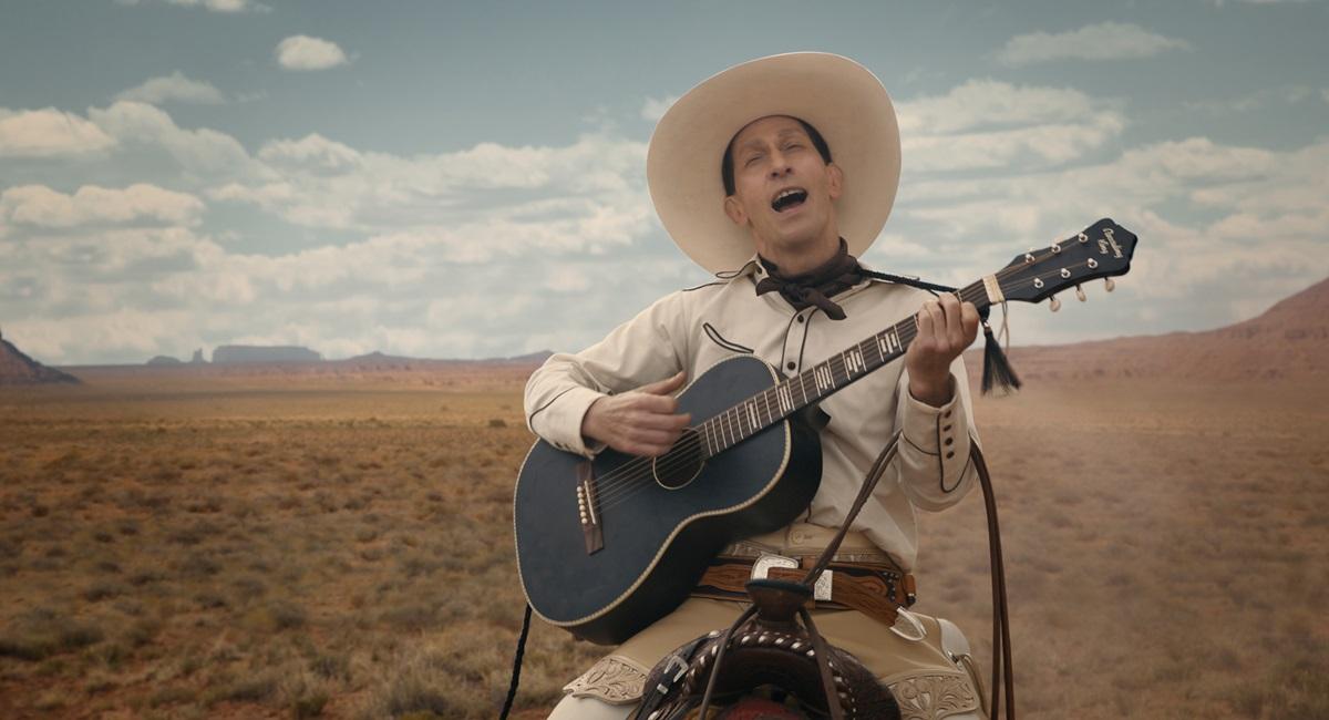 Cena do filme A balada de Buster Scruggs