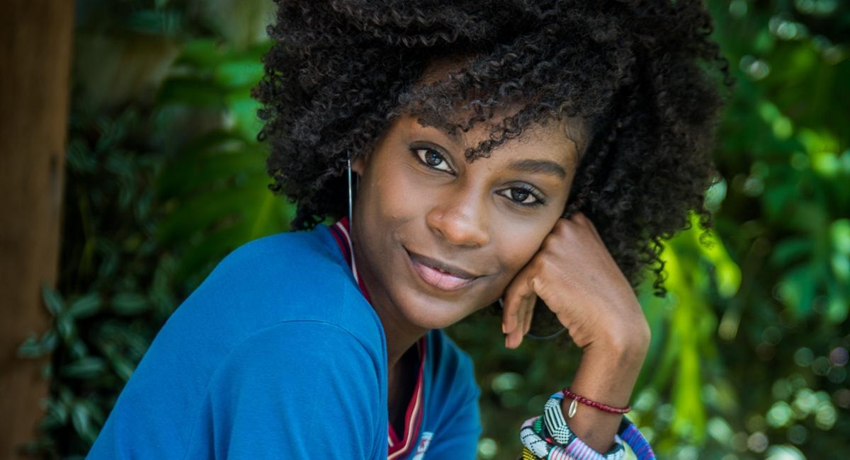 Jeniffer Dias como Dandara em Malhação - Vidas brasileiras