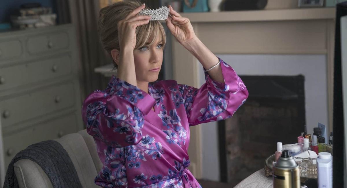 Atriz Jennifer Aniston em Dumplin