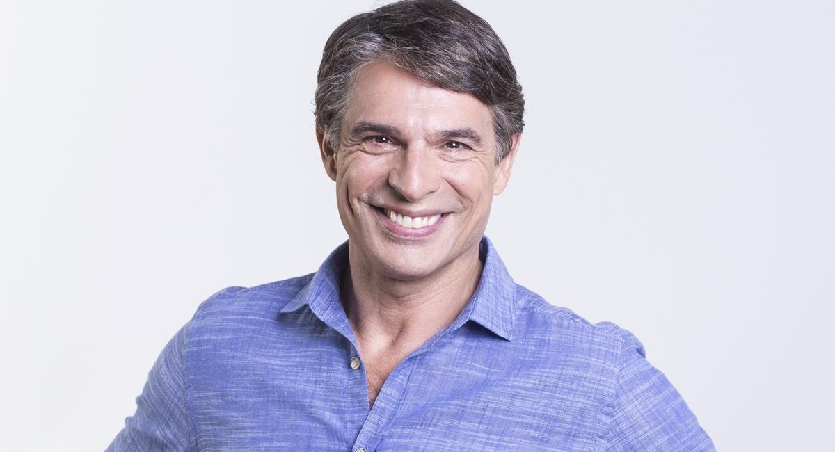 Chef e apresentador Olivier Anquier