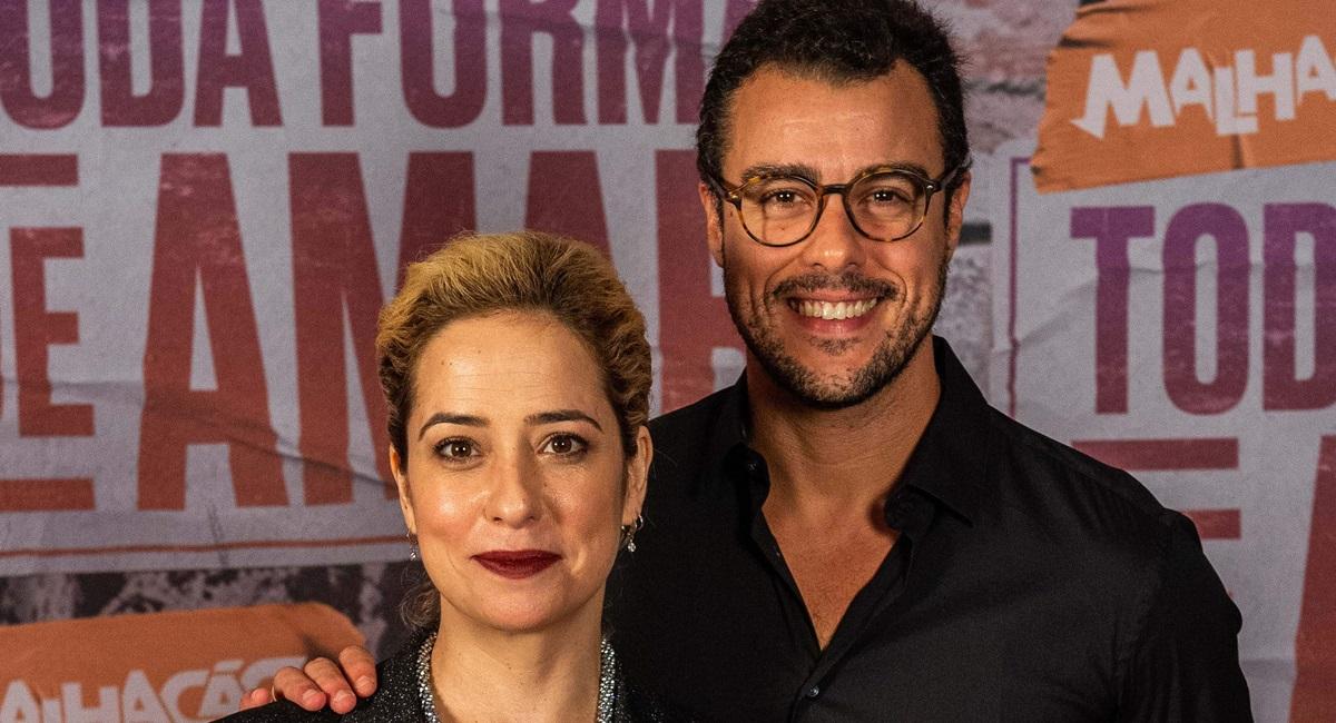 Paloma Duarte e Joaquim Lopes